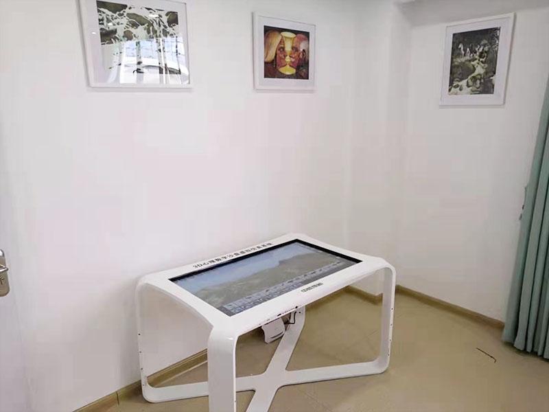 廣西科技大學3D心理沙盤
