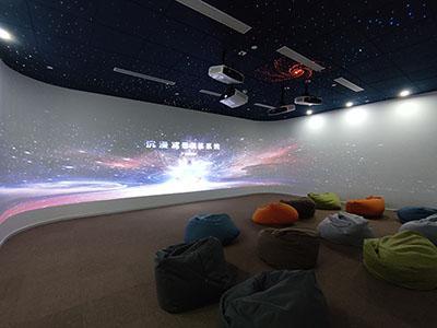 北京市总工会-冥想训练室